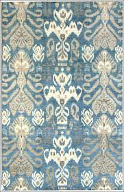 unique rug your house decor rugs target navy ikat