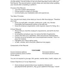 Stirring Skills You Should Put On A Resume Tomyumtumweb Com