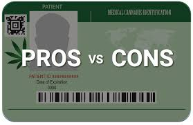 revealed Of Pros Cons And Card Medical Having A Marijuana