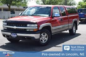 Pre-Owned 2000 Chevrolet Silverado 1500 LS 4WD