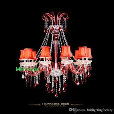 crystal chandelier modern korean girl baby living room dining room boutique chandelier beauty parlor bedroom light crystal re led lamp modern korean