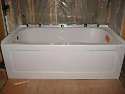 installing new bathtub how to install a bathtub new bathtub installation replace bathtub faucet handles