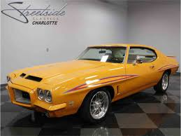 1972 to 1974 Pontiac GTO for Sale on ClassicCars.com - 9 Available