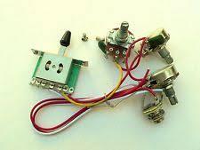 stratocaster kit guitars 24mm 5 way wiring harness kit for fender stratocaster guitar single coil strat