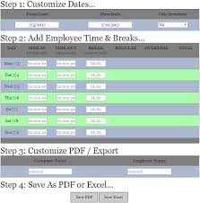 Employee Time Clock Calculator Free Time Card Calculator Ontheclock Time Clock