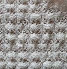 Схемы вязания узора ракушки