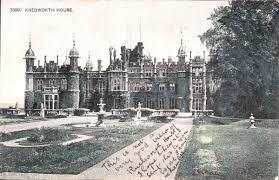 Hertfordshire Genealogy: Places: Knebworth House, Knebworth