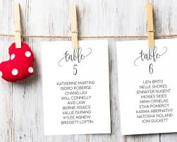 Wedding Seating Chart Ideas Seating Chart Cards Seating