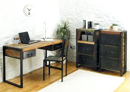 industrial style home office. Industrial Style Office Furniture Image Of Making Ideas B . Home I