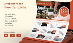 26 Computer Repair Flyer Templates Psd Ai Eps Format