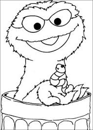 Small Picture Pin by Coloring Fun on Sesame Street Pinterest