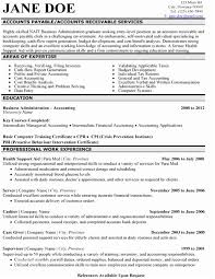 Accounts Receivable Resume Template Enchanting Accounts Receivable Resume 28 Best Best Accounts Receivable Resume