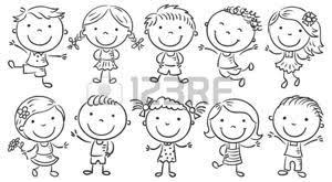 Foto Bambini Disegno Immagini E Vettoriali