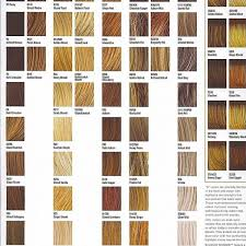 24 Ion Demi Permanent Hair Color Chart Cornellanesthesia Org