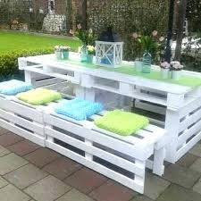 pallet furniture garden. Making Outdoor Pallet Furniture Plans Free Garden From Pallets And Ideas Sofa . Table Chairs
