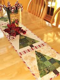 Christmas Table Runner Patterns Enchanting Holiday Table Topper Patterns Patchwork Christmas Tree Table