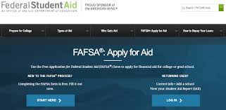 Fafsa Chart 2019 Completing The Fafsa Invested