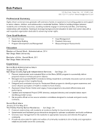 chief marketing officer resumesocial worker resume social work professional social work intern templates to showcase your talent resume for social