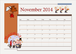 printable calendar november 2017 kids blank calendar design 2017