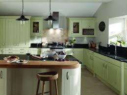 Kitchen Sage Green Painted Kitchen Cabinets Green Glass Kitchen