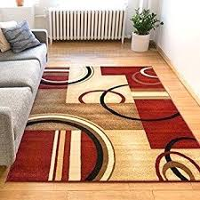 5x7 area rugs modern red area rugs com black swirl white rug inside