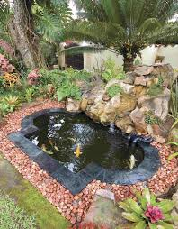 Small Picture Small Koi Pond STEPS TO INSTALL A FIBREGLASS POND Koi Ponds