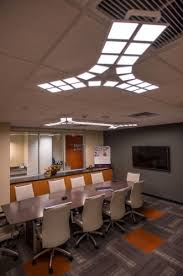 lighting in an office. OLED Lighting In An Office Installation Delivered Comfortable, Glare-free Illumination, The DOE