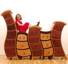 modern kids furniture. Modern Kids Furniture, Contemporary Room Decor, Unique Wooden Girls Bedroom Furniture Design, Www.poshtots.com