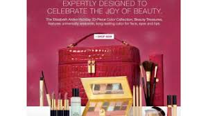elizabeth arden was running a promotion that advertised a free gift of 350 value with any purchase of 65 or more anyone who s familiar with the vagaries