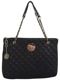 DKNY Soft Quilted Nappa Zip Black Leather Shoulder Bag - Tradesy & 123456789101112 Adamdwight.com