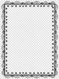 Microsoft Word Template Document Doodles Transparent