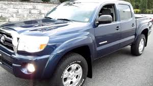 SOLD~~~2008 Toyota Tacoma Double Cab TRD 4x4 For Sale - YouTube