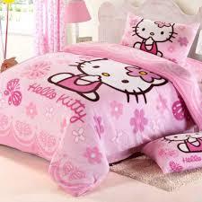 Superior Hello Kitty Bedroom Set Queen