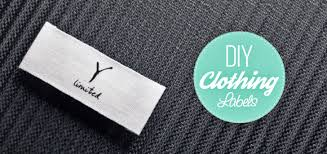Diy Clothing Label Diy Clothing Labels What Are My Options