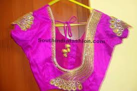 Boutique Blouse Designs 2014 Maggam Work Bridal Saree Blouse Designs Blouse Designs
