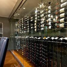 vintage view wine racks. LPS Wine Cellar Steel Racks Glass Wall In Vintage View VintageView