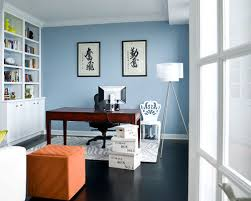 blue walls offices and home office on pinterest blue office walls