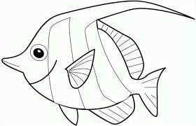 Small Picture Printable Fish Coloring Pages Coloring Coloring Pages