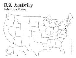 United States Outline Map Pdf Inspirationa United States Map