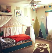 Canopy Loft Bed Tent Canopy Ideas For Bunk Beds – kavin.co