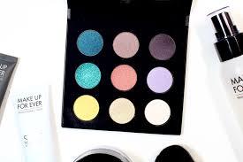 make up for ever artist palette vol 3