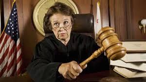 Znalezione obrazy dla zapytania judge