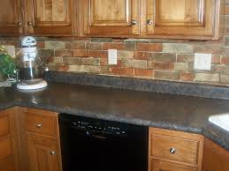 What Is Backsplash Interesting Brick Backsplash 48 Bestpatogh