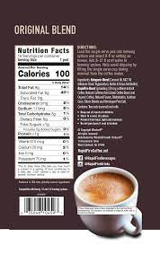 Organic ketogenic coffee pods with c8 mct oil and collagen. Keto Coffee Pods W Butter Mcts 3 Flavors