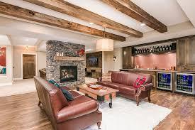 basement living room ideas. 73rd Place Basement Living Room Ideas