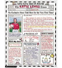 Extra Extra Newspaper Template Instant Personal Poster Sets Extra Extra Read All About