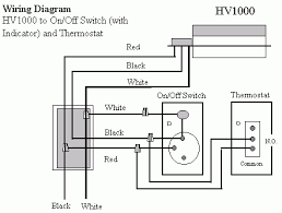 winsome hv1000 installation with wiring diagram for a whole house how to wire a 2 speed fan switch at House Fan Wiring