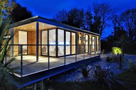 Prefab Guest House Also Small House Modular Homes Furthermore Modern