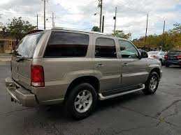 2003 CADILLAC ESCALADE **NO CREDIT SCORE REQUIRED** for sale at GO ...