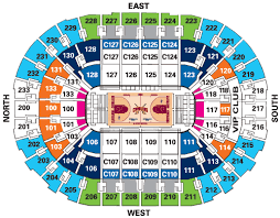 Cavs Tickets Seating Chart Cavaliers Special Twitter Offer Cleveland Cavaliers